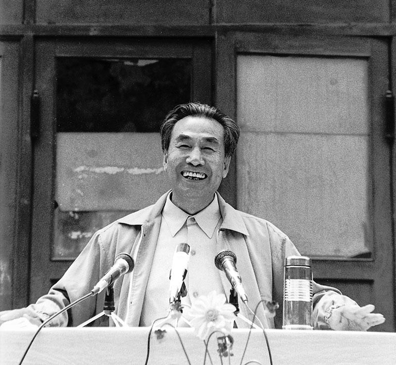 Begründer Zhineng Qigong